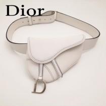 Dior-033-05   迪奧新款原版皮復古馬鞍包 腰包