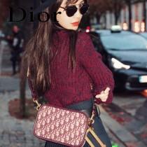 Dior-025   迪奧新款原版皮Oblique相機包