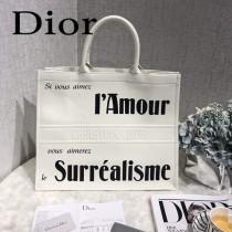 Dior-026   迪奧新款原版皮托特包