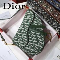 Dior-030-01   迪奧新款原版皮馬鞍包