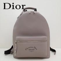 Dior-028-01   迪奧新款原版皮雙肩包