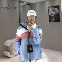 Moncler-07   蒙口LAMAR滑雪系列拼色短款女士羽絨服