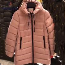Moncler蒙口-26 suyen女士羽絨服 粉色
