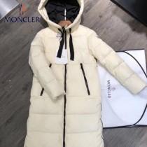Moncler蒙口-47 新款Moncler女装羽绒服 GARROT长款  白实拍图1234码