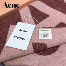 Acne-01   艾克妮原單Canada系列羊毛圍巾
