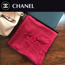 chanel圍巾-021-02    香奈兒羊絨戒指絨圍巾