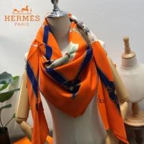 Hermes圍巾-017-01    愛馬仕新款高端重磅人字紋絲羊絨方巾