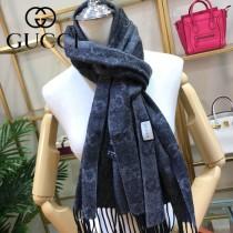 gucci圍巾-019    古馳新款男士羊絨圍巾
