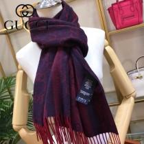 gucci圍巾-019-02    古馳新款男士羊絨圍巾
