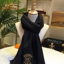 Hermes圍巾-01-02    愛馬仕新款纯羊绒刺绣