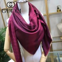 gucci圍巾-020-03    古馳新款羊絨方巾