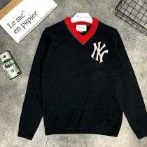 GUCC1&NYG家 18SS秋冬最新款 專櫃同步發售,古奇 &NY合作款毛衣