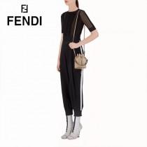 FENDI包包-04   芬迪Mon Tresor牛皮小水桶