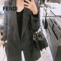FENDI包包-05   芬迪Mon Tresor牛皮小水桶