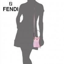 FENDI包包-03   芬迪Mon Tresor牛皮小水桶