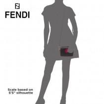 FENDI包包-010-02   芬迪經典雙F復古相機包