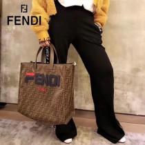 FENDI包包-019   芬迪經典雙F購物袋