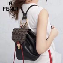 FENDI包包-016   芬迪經典雙F雙肩包
