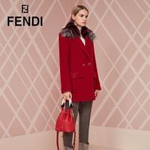 FENDI包包-021-02   芬迪經典大號桶包