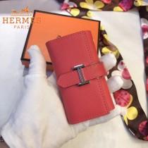 HERMES包包-08   愛馬仕H扣小mini鑰匙包
