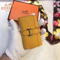 HERMES包包-08-07   愛馬仕H扣小mini鑰匙包