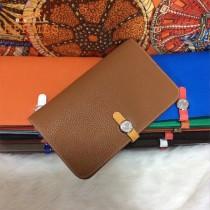HERMES包包-012-06     愛馬仕大號護照夾錢包