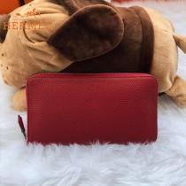 HERMES包包-011-01      愛馬仕拉鏈錢包