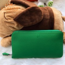 HERMES包包-011-015      爱马仕拉链钱包