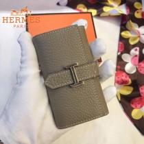 HERMES包包-09-010      愛馬仕H扣小mini鑰匙包