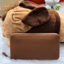 HERMES包包-011-018      爱马仕拉链钱包
