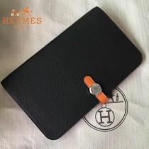 HERMES包包-012     愛馬仕大號護照夾錢包