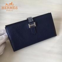 HERMES包包-014-03     愛馬仕bearn錢包