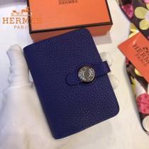 HERMES包包-013     愛馬仕小圓扣名片包