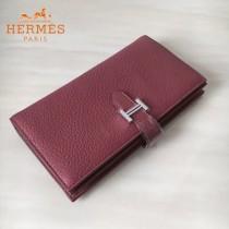 HERMES包包-014-02     愛馬仕bearn錢包