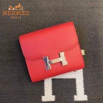 HERMES包包-016-01     愛馬仕Constance短款錢包