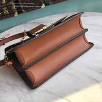 LV-M44391   路易威登新款原版皮DAUPHINE手袋