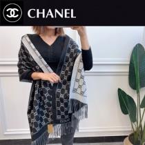 Gucci限量款羊絨圍巾 尺寸:188x88CM