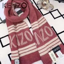 最新kenzo代購版 羊毛 馬海毛毛線針織圍巾女 經典款 時尚單品不可缺少尺寸:180X35cm