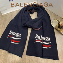 巴黎世家  男女同款 冬季精品 針織羊毛 圍巾 新工藝柔軟 順滑 規格:180X30cm