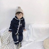 小孩保暖套裝 天涼啦! 給寶貝最貼心的的家居套裝!客供高級珊瑚絨家