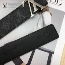 LV皮帶-6-01  路易威登原單休閑風格雙面設計皮帶