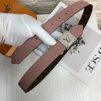 LV皮帶-1-01  路易威登原單雙面設計皮帶