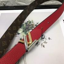 LV皮帶-5-03  路易威登原單優雅風格皮帶