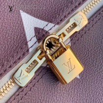 LV-M40391  路易威登原版皮棕色拼卡其手袋