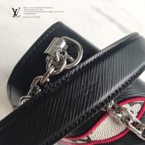 LV-M52699-01   路易威登原版皮TWIST中號手袋