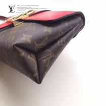 LV-M44141-02  路易威登原版皮手提斜背包