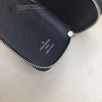 LV-M58106-02   路易威登原版皮多功能雙拉鑰匙包
