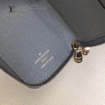 LV-M58106-05   路易威登原版皮多功能雙拉鑰匙包
