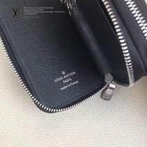 LV-M58106-01   路易威登原版皮多功能雙拉鑰匙包