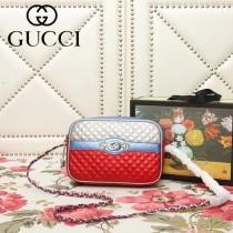GUCCI-541061-03   古馳新款原版皮相機包